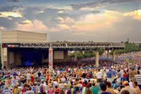 Pnc Music Pavilion Charlotte Nc Seating Chart View