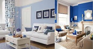 Blue And White Living Room Impressive White On White Living Room Decorating Ideas