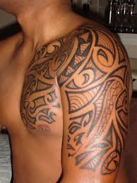 Tribal Tattoo For Your Biceps Tattoos Book 65000 Tattoos Designs