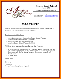 5 Event Sponsorship Proposal Template Free Ismbauer