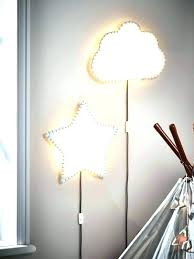 wall lamps ikea kids wall lamp star and cloud shaped lamps will fit most of spaces wall lamps ikea