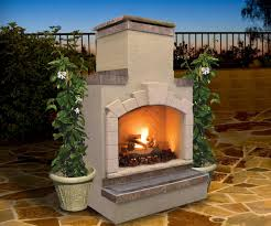 portable outdoor fireplace popular