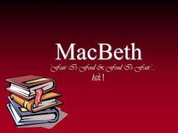 macbeth act summary ppt video online fair is foul foul is fair act 1 macbeth act one