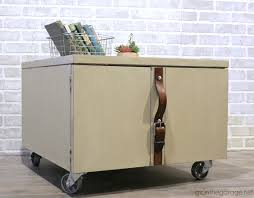 Diy Industrial Coffee Table Diy Rolling Industrial Coffee Table Indecisiveness Girl In The