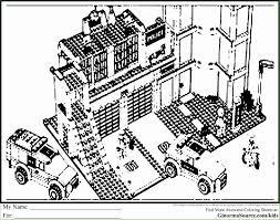 4 Lego City Kleurplaten 73536 Kayra Examples