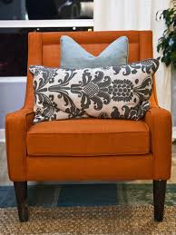 Orange Chairs Living Room Iphone Orange Accent Chair Design 66 In Davids Motel For Your Room