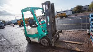 Rules For Driving Forklifts On The Road Euro 1 Training