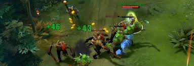 skill school how to last hit with dota 2 s sniper pc gamer