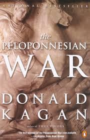 the peloponnesian war donald kagan books ca