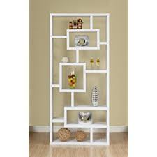 open back bookshelves. Modren Open IoHOMES Mateo Open Back Bookcase White In Bookshelves S