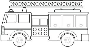 Fire Truck Coloring Page Free Fire Trucks Coloring Pages Fire Trucks