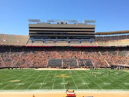 Neyland Stadium Seat Online Charts Collection