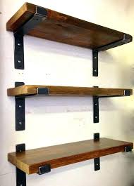 stunning wall shelf brackets 38 strong shelves shelving heavy duty a single custom industrial style fits