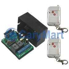 remote control dry contact