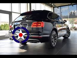 2018 bentley suv interior.  bentley 2018 new suv car bentley bentayga speed blue and gold white interior  exterior detail review on bentley suv interior s
