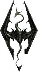 Image - Skyrim logo.png | Animal Jam Clans Wiki | FANDOM powered by ...