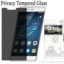 huawei phone p9 lite. best privacy glass for huawei g8 p9 lite plus p8 2.5d anti spy tempered phone screen protector film mirror f