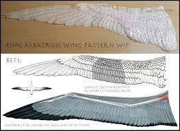Wing Pattern Interesting Design