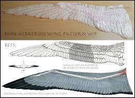 Wing Pattern Interesting Design