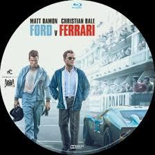 С кристианом бэйлом и мэттом дэймоном — история, ставшая легендой. Covercity Dvd Covers Labels Ford V Ferrari