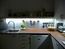 shelf lighting ikea. Under Cabinet Kitchen Lighting Options Uk . Ikea Shelf