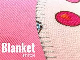 Blanket Stitch Sewing Machine