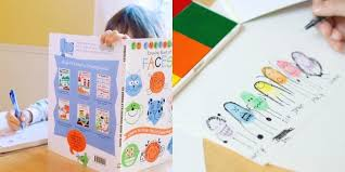 creative drawing ideas for kids how to draw books