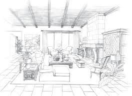 Interior Design Drawings Frank Pitman Designs