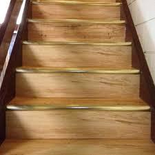 vinyl plank flooring stairs vinyl plank on stairs laying vinyl plank flooring on stairs home and space decor vinyl plank stair installation vinyl plank