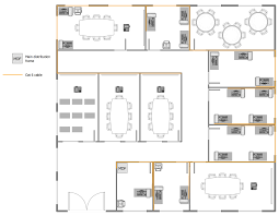 office floor plan templates. Office Layout Pictures. Floor Plan Unique On Network Plans Solution Conceptdraw Com Computer Templates