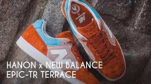 new balance epic tr. hanon x new balance epic-tr terrace/ s sneakers new balance epic tr