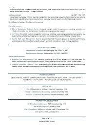 Accounting Resume Samples Accounting Resume Sample Free Staff