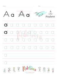 Letter Practicing Alphabet A Practice Archives Kidspressmagazine Com