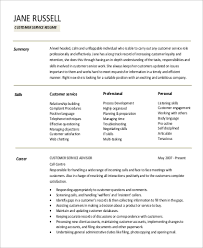 Professional Summary For Resume Sample 9 Examples In Word