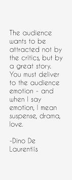 Dino De Laurentiis Quotes. QuotesGram via Relatably.com
