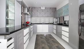 Modular Kitchen Interiors Rak Kitchens And Interiors Home Interior Designing Kochi