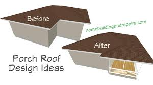 Pitched Porch Roof Design Low Pitch Hip Roof Porch Design Ideas Alcove In Corner Of Existing House