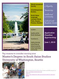 Masters degree asian studies