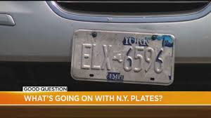 good question can you get ticketed for a ling license plate