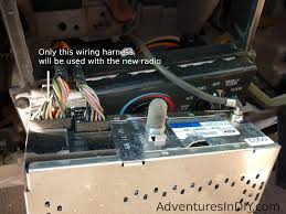 99 ford f 250 radio wiring harness ford f 150 factory radio uninstall and new radio install factory radio wiring harness