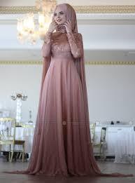 Evening Dress Copper Nurbanu Kural