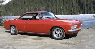 Chevrolet Corvair Monza Test Drive and Sales | RuelSpot.com