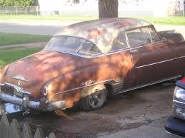 1952 Chevrolet Styleline - Information and photos - MOMENTcar