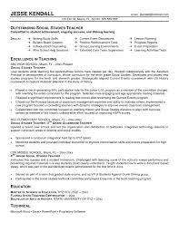 Elementary Teacher Resume Sample Special Education Picture