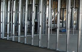 interior metal framing. Metal-studs-small-cp. Interior Metal Stud Framing