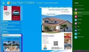Easy Flyer Creator For Windows 8 Free License Key Most I Want