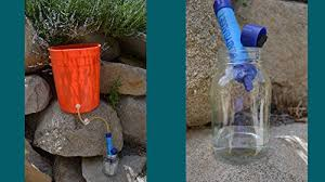 Ready Gadget Portable Water Filter System for Camping Hiking