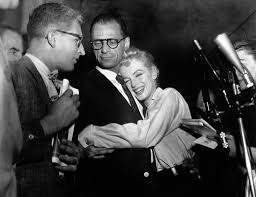 arthur miller essay death of a sman tragic hero death of a sman by  marilyn monroe arthur miller muses lovers the red list arthur miller and marilyn monroe 1956 crucible essays