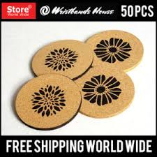 Custom cork coasters Drink Coasters Custom Cork Coaster Amazoncom China Custom Cork Coaster China Cork Coaster Screen Printed Cork