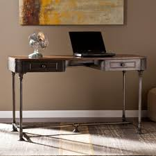 industrial style office desk. Top Magic Craft Desk Rustic Office Furniture Industrial Style Table Mirrored Chic Dining Ingenuity Room Cool